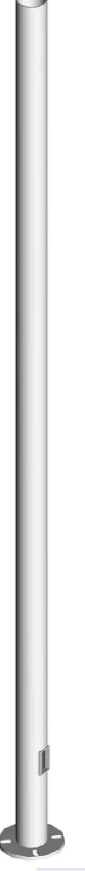 American LitePole Non-Tappered Poles